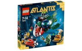 Атака Морского Чёрта Lego Atlantis