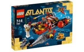 Глубоководный Рейдер Lego Atlantis