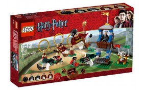 Матч по квиддичу Lego Harry Potter