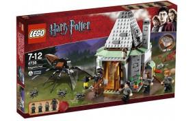 Хижина Хагрида Lego Harry Potter