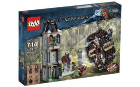 Мельница Lego Pirates of the Caribbean