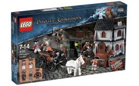 Побег из Лондона Lego Pirates of the Caribbean