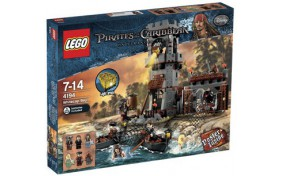 Бухта белого мыса Lego Pirates of the Caribbean