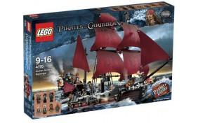 Месть королевы Анны Lego Pirates of the Caribbean