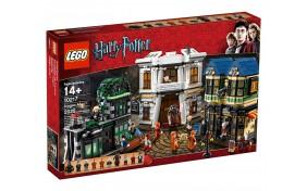 Аллея Диагон Lego Harry Potter