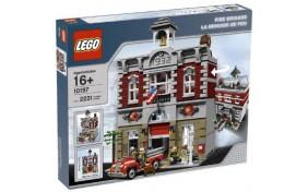 Пожарная команда Lego Exclusive