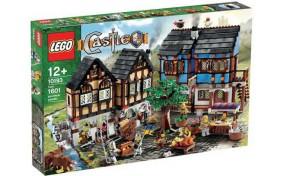 Средневековый рынок LEGO Exclusive