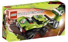 Ядовитый Вайпер Lego Racers