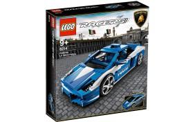 Полицейская машина Lamborgini Gallardo LP 560-4 Lego Racers