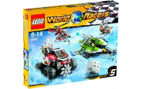 Снежный буран Lego World Racers