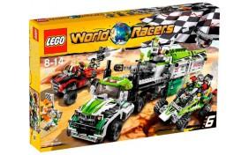 Опустошительная пустыня Lego World Racers