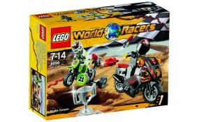 Змеиный каньон Lego World Racers