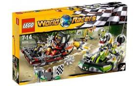 Болото Аллигатора Lego World Racers