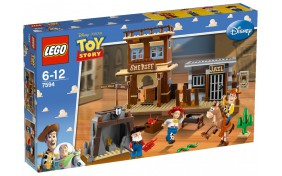 Облава Вуди! Lego Toy Story