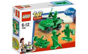 Военный патруль Lego Toy Story
