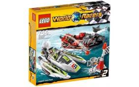 Риф зубчатых челюстей Lego World Racers