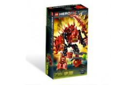 Эксплод Lego Hero Factory