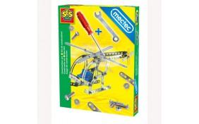 Конструктор металлический SES - Вертолёт