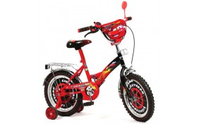 Велосипед 2-колесный - Тачки (колесо 16 дюймов)