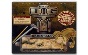 Раскопки ДИНО-Игуанодон Cog Dino Horizons