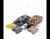 Танковый бой – прекрасная игрушка для мальчишек